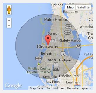 Palm Harbor Florida Map.Top Dog Dumpster Rental In Palm Harbor Fl Call 727 755 0759